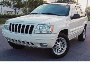 Runs Great 2004 Jeep Grand Cherokee AWDWheels for Sale in San Francisco, CA