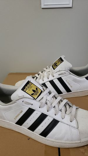 adidas superstar size 11 for Sale in Garland, TX