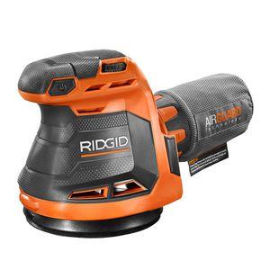 Ridgid 18-Volt Cordless 5 in. Random Orbit Sander (Tool Only) for Sale in Temple, GA