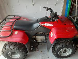 HONDA RECON 250 2005 for Sale in Davenport, FL
