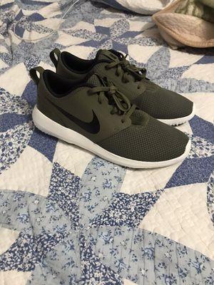 Nike Roshe Golf Tour Shoes Olive for Sale in Woodbridge, VA