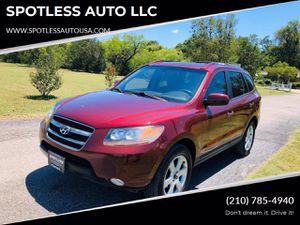 2008 Hyundai Santa Fe for Sale in San Antonio, TX