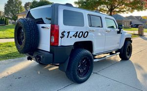 👑📗$14OO URGENT I sell my family car 2009 Hummer H3 📗Runs and drives great. for Sale in Miami, FL