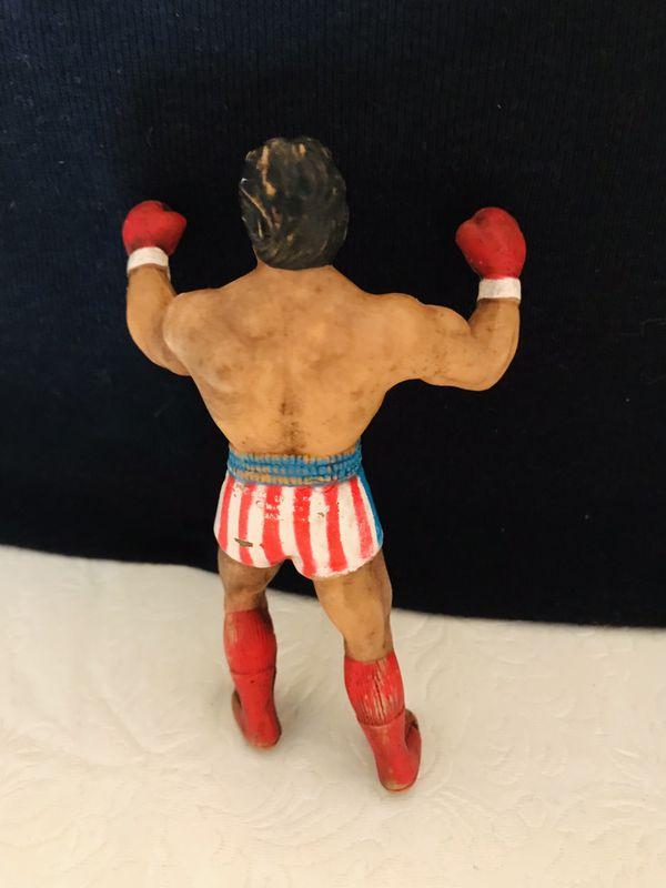 Rare 1985 5' inch Rocky (please View pics and read description)