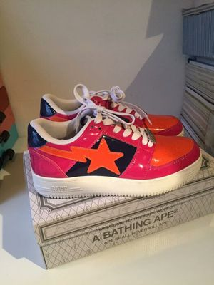 Bape Bapesta Size 7.5 for Sale in St. Louis, MO