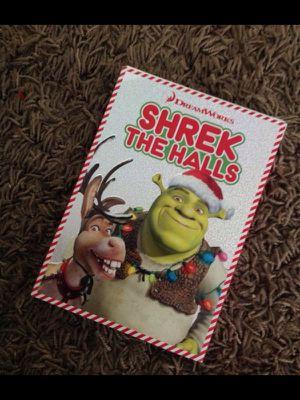 Shrek the halls DVD for Sale in Chula Vista, CA