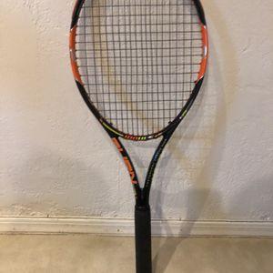 Wilson Burn 100 ULS Tennis Racket for Sale in Torrance, CA
