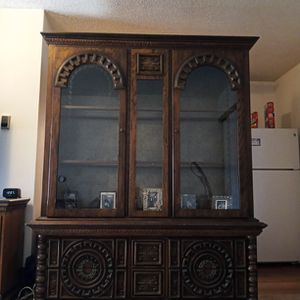 Antique Cabinet for Sale in Golden, CO