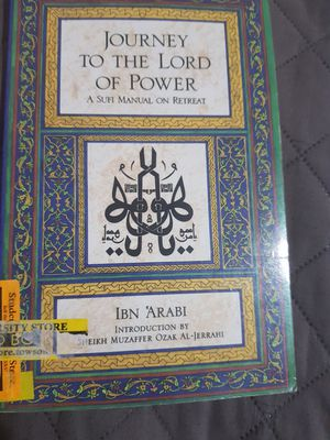 Ibn arabi . Journey to the lord power for Sale in Brooklyn, NY