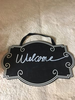 Chalkboard sign for Sale in Riverside, CA