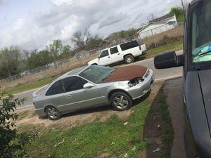 2000 Honda Civic for Sale in Houston, TX
