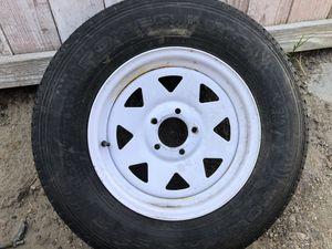 Trailer tire for Sale in Mission Viejo, CA