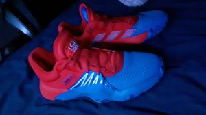 Adidas bounce spidermans issue 1 basketball shoes for Sale in Trinity, NC