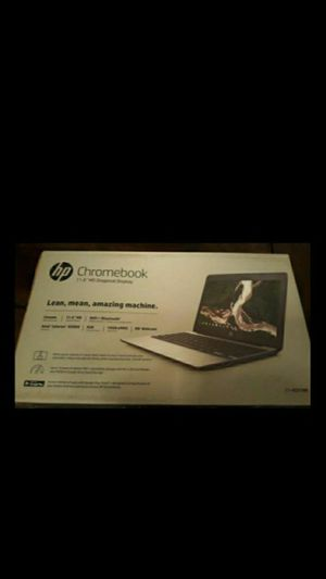 HP Chromebook 11.6' HD Diagonal display (brand new, unopened) Perfect 🎄 Christmas gift for Sale in Glendora, CA