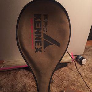 Professional kennex Tennis Racket for Sale in Sacramento, CA