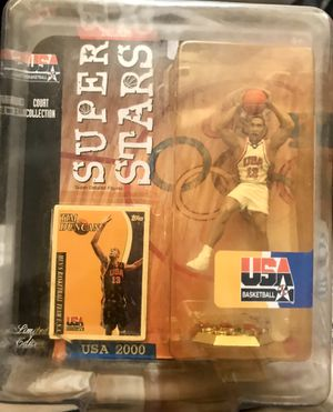 Mattel Super Stars USA Tim Duncan 2000 Action Figure for Sale in San Antonio, TX