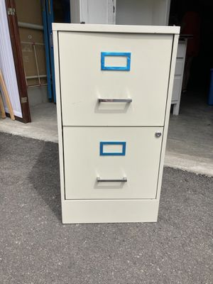 2 Drawer file cabinet for Sale in Kent, WA