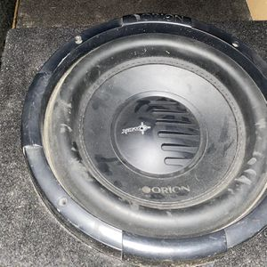 """Orion Xtrpro 12"""" Subwoofer for Sale in Fontana, CA"""