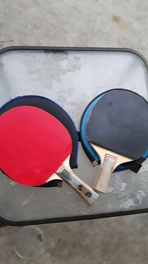 Ping pong rakets for Sale in Riverside, CA