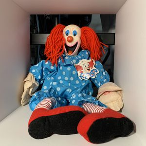 Bozo the Clown Plush Toy Doll Aurora 1999 for Sale in Anaheim, CA