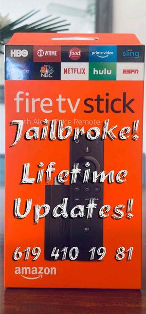 New (Unlocked) Amazon Fire TV Stick for Sale in Chula Vista, CA