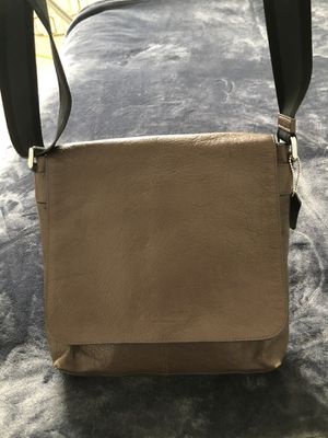 Men's coach messenger bag for Sale in Naperville, IL
