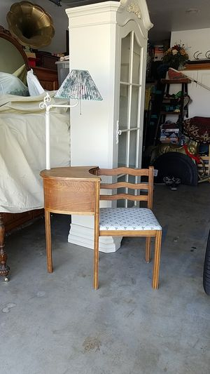 Antique telephone table for Sale in Upland, CA