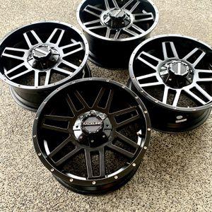 "20"" wheels. 5x5.5 or 5x150 for Sale in Seattle, WA"