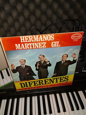 "Vinyl 12"" Hermanos Martinez Gil ""Diferentes"" for Sale in Los Angeles, CA"