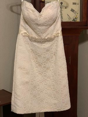 Reception wedding dress for Sale in Killeen, TX