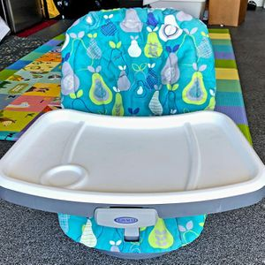 Graco 3 In 1 Swivel High Chair And Booster for Sale in Encinitas, CA