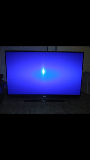 """65"""" Mitsubishi DLP HDTV 1080p 4 HDMI $140 ***see all pictures it's a dlp it has a back to it but nice bright clear picture ***** for Sale in Henderson, NV"""