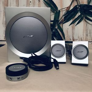 Bose Companion 3 Multimedia Speaker System for Sale in Yucaipa, CA