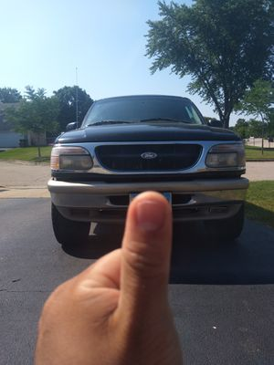Ford Explorer for Sale in HOFFMAN EST, IL