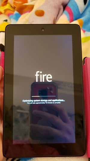 Fire 5th generation tablet for Sale in Charlotte, NC