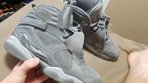 Jordan 8 cool grey for Sale in Council Bluffs, IA