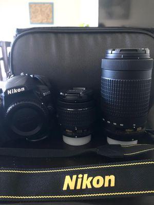 NIKON D3400 for Sale in Alexandria, VA