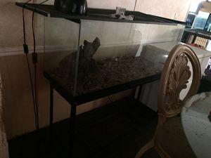 75 gallon reptile tank for Sale in Cleveland, TN