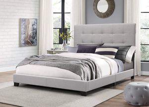 QUEEN BED FRAME no mattress for Sale in Tempe, AZ