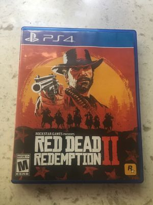 Red dead redemption 2 for Sale in Hayward, CA