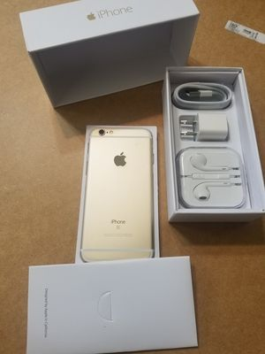 iPhone 6s 64gb gold Unlocked for any carrier Liberado para cualquier compania for Sale in Huntington Park, CA