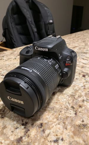 Canon EOS Rebel SL1 Camera for Sale in Pittsburgh, PA