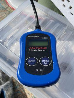 VAGScanner VW/Audi Code Reader (OBDII) for Sale in Seattle,  WA