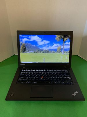Lenovo T440 laptop | i7 CPU | 128SSD Solid State | 8GB | Dual Battery + Charger. for Sale in Doral, FL