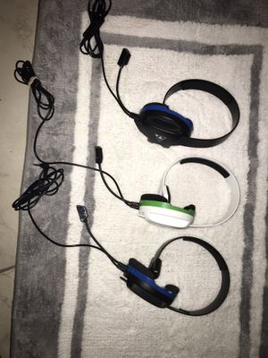 Turtle Beach Recon Chat Headsets for Sale in Deerfield Beach, FL