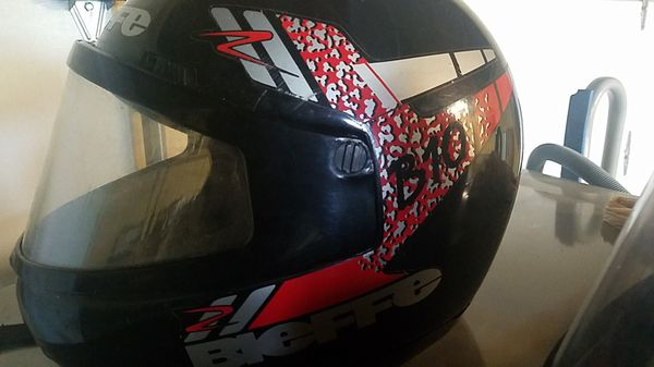Bieffe Snowmobile Helmets
