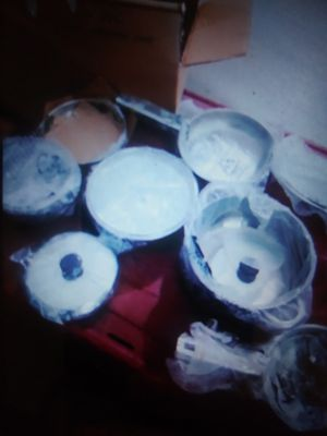 New set pots n pans for Sale in Oak Lawn, IL