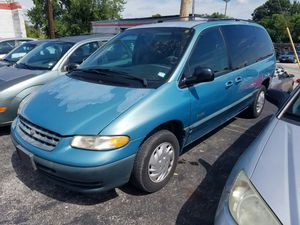 98 Plymouth voyager minivan 150xxx for Sale in St. Louis, MO