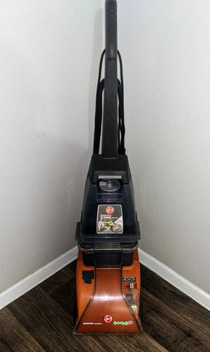 Hoover Exclusive 2 Tank Spinbrush/ Priced to go!! for Sale in Chandler, AZ