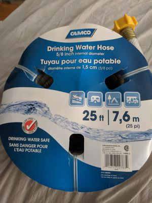 Camco drinking water hose for an RV for Sale in Montgomery, AL